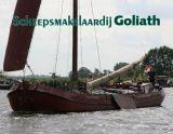 Groninger Boltjalk , Plat- en rondbodem, ex-beroeps zeilend Groninger Boltjalk  hirdető:  Scheepsmakelaardij Goliath