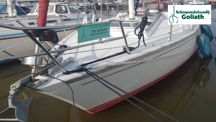 Dufour 35, Zeiljacht  for sale by Scheepsmakelaardij Goliath Hoorn