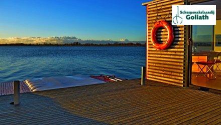 Houseboat HT10, Woonboot  for sale by Scheepsmakelaardij Goliath Heerenveen