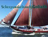 Klipperaak Charter, Flach-und Rundboden Klipperaak Charter Zu verkaufen durch Scheepsmakelaardij Goliath