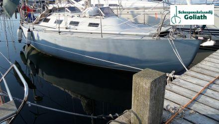 Grinde Flipper Scow, Zeiljacht  for sale by Scheepsmakelaardij Goliath Leeuwarden 4