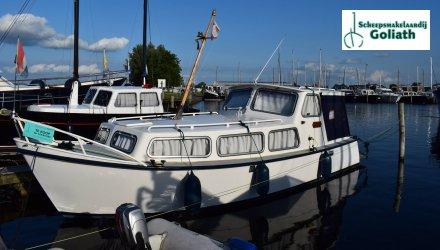 Boer Kruiser motorschip, Motorjacht  for sale by Scheepsmakelaardij Goliath Spakenburg