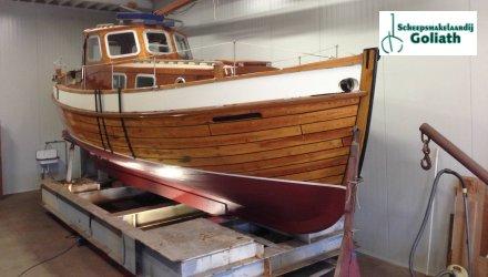 , Klassiek scherp jacht  for sale by Scheepsmakelaardij Goliath Leeuwarden 3