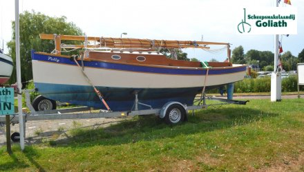 Thales 22, Zeiljacht  for sale by Scheepsmakelaardij Goliath Lemmer 2
