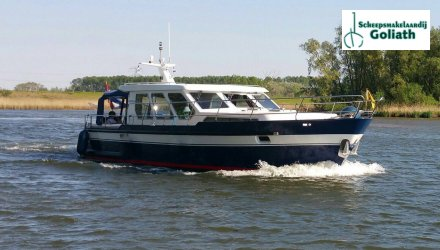 , Motorjacht  for sale by Scheepsmakelaardij Goliath Lemmer