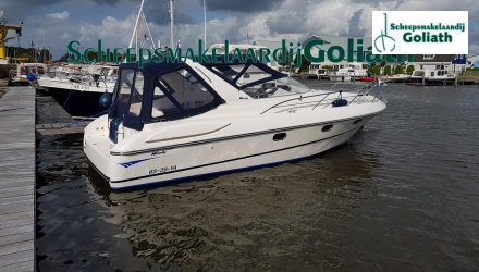 Windy Scirocco 31, Motorjacht  for sale by Scheepsmakelaardij Goliath Lemmer