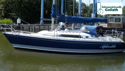 Winner 950, Zeiljacht  for sale by Scheepsmakelaardij Goliath It Heidenskip