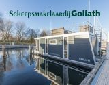 Houseboat Berlijn, Husbåt  Houseboat Berlijn säljs av Scheepsmakelaardij Goliath