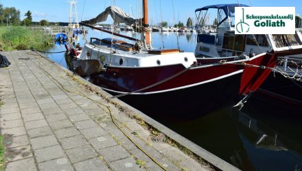 , Plat- en rondbodem, ex-beroeps zeilend  for sale by Scheepsmakelaardij Goliath Spakenburg