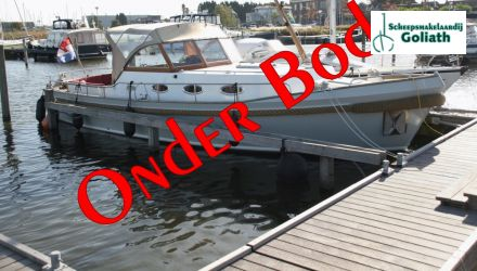 Roeier 10.00 Cabrio, Sloep  for sale by Scheepsmakelaardij Goliath Lemmer