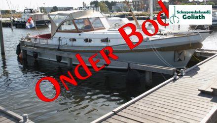 Roeier 10.00 Cabrio, Sloep  for sale by Scheepsmakelaardij Goliath Lemmer
