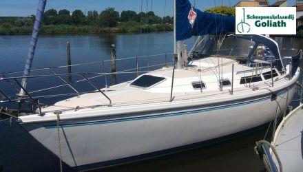 Catalina 30 MK III, Zeiljacht  for sale by Scheepsmakelaardij Goliath - Hoofdkantoor
