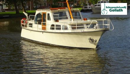 BIEZEKRUISER 1050 AK, Motorjacht  for sale by Scheepsmakelaardij Goliath Sneek