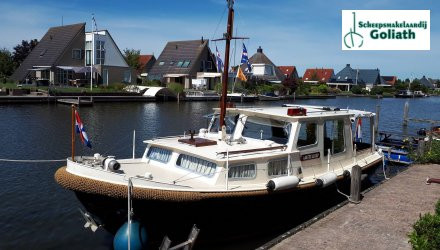 Klaverviervlet 850 OK, Motorjacht  for sale by Scheepsmakelaardij Goliath It Heidenskip