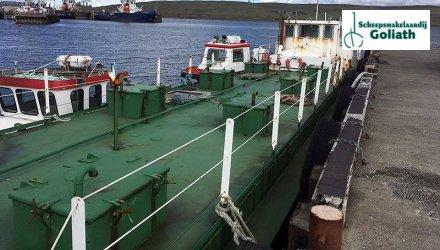 Binnenvaartschip 31.41, Ex-professionele motorboot  for sale by Scheepsmakelaardij Goliath Engeland