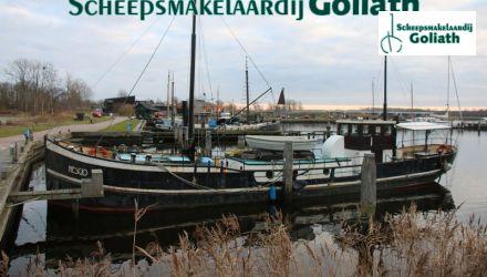 Kotter ex dagcharterschip, Ex-professionele motorboot  for sale by Scheepsmakelaardij Goliath Bergum