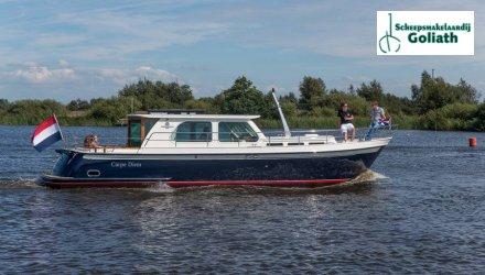Pikmeerkruiser 40 OC, Motorjacht  for sale by Scheepsmakelaardij Goliath Lemmer