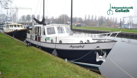 Doggersbank 1100, Motorjacht  for sale by Scheepsmakelaardij Goliath - Hoofdkantoor
