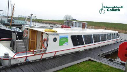 RONDVAARTBOOT 20.00, Ex-professionele motorboot  for sale by Scheepsmakelaardij Goliath - Hoofdkantoor