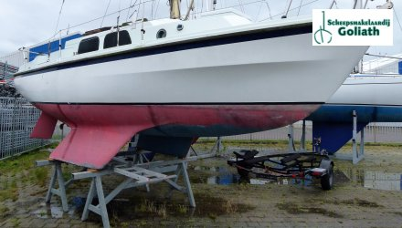 Westerly Centaur, Zeiljacht  for sale by Scheepsmakelaardij Goliath Makkum