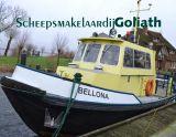 ex rijkswaterstaatschip Vlet, Ex-professionele motorboot ex rijkswaterstaatschip Vlet hirdető:  Scheepsmakelaardij Goliath