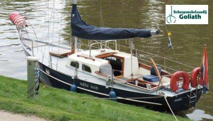 Koopmans KUSTVAARDER 1, Klassiek scherp jacht  for sale by Scheepsmakelaardij Goliath - Hoofdkantoor