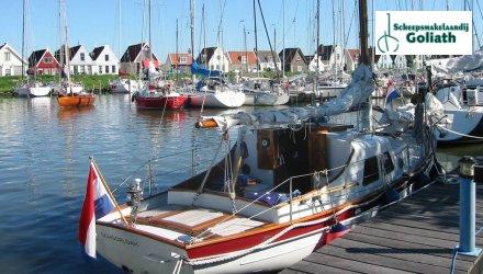 Kajuitzeilboot 10.00, Zeiljacht  for sale by Scheepsmakelaardij Goliath Alkmaar