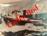 Sleepboot MSLB Motor sleper, Ex-Fracht/Fischerschiff Sleepboot MSLB Motor sleper Zu verkaufen durch Scheepsmakelaardij Goliath