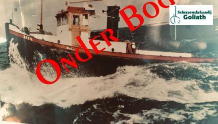 Sleepboot MSLB Motor sleper, Ex-professionele motorboot  for sale by Scheepsmakelaardij Goliath Sint-Maartensdijk