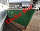 Vissersboot Staal, Ex-professionele motorboot Vissersboot Staal hirdető:  Scheepsmakelaardij Goliath