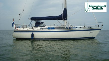 Friendship 35, Klassiek scherp jacht  for sale by Scheepsmakelaardij Goliath - Hoofdkantoor