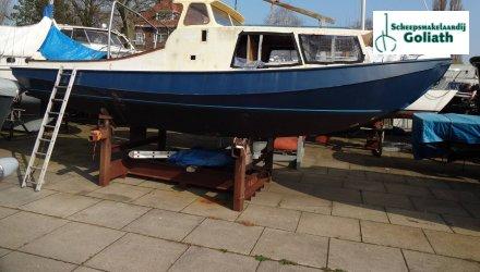 , Open motorboot en roeiboot  for sale by Scheepsmakelaardij Goliath Muiderberg