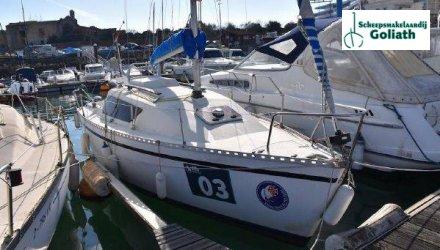 Gib Sea 242, Zeiljacht  for sale by Scheepsmakelaardij Goliath Portugal