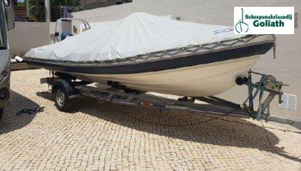 , RIB en opblaasboot  for sale by Scheepsmakelaardij Goliath Portugal