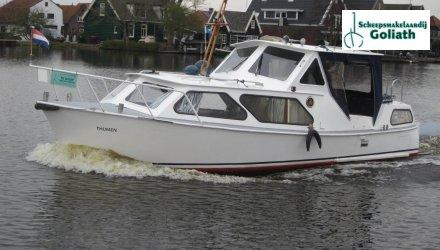 Gantel Riant 860 ak, Motorjacht  for sale by Scheepsmakelaardij Goliath Assendelft