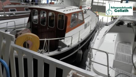 Colvic Watson Avonturier, Motorjacht  for sale by Scheepsmakelaardij Goliath It Heidenskip