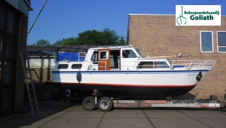 Poppen Kruiser 950 Ak, Motorjacht  for sale by Scheepsmakelaardij Goliath Leeuwarden 4