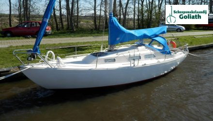 Marieholm 26, Zeiljacht  for sale by Scheepsmakelaardij Goliath It Heidenskip