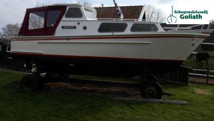 , Motorjacht  for sale by Scheepsmakelaardij Goliath It Heidenskip