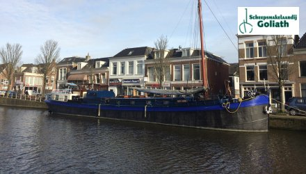 , Ex-professionele motorboot  for sale by Scheepsmakelaardij Goliath Leeuwarden 4