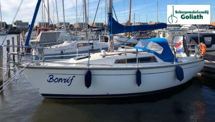 Cobra 850 Zeilboot, Zeiljacht  for sale by Scheepsmakelaardij Goliath Spakenburg
