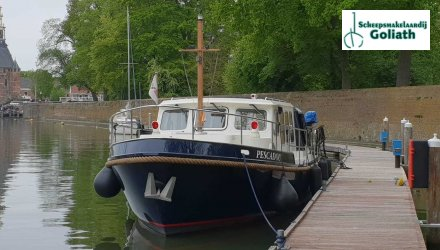 , Motorjacht  for sale by Scheepsmakelaardij Goliath Hoorn