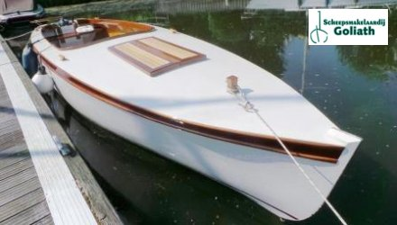 Notarisboot One Off, Sloep  for sale by Scheepsmakelaardij Goliath Donkerbroek