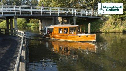 Langenberg Notarisboot, Klassiek/traditioneel motorjacht  for sale by Scheepsmakelaardij Goliath - Hoofdkantoor