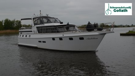, Motorjacht  for sale by Scheepsmakelaardij Goliath Hengelo