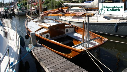 Cornish Crabber 24 MK1, Zeiljacht  for sale by Scheepsmakelaardij Goliath It Heidenskip
