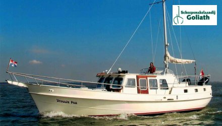 Doggersbank 601, Motorjacht  for sale by Scheepsmakelaardij Goliath - Hoofdkantoor