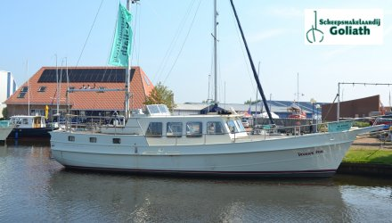 , Motorjacht  for sale by Scheepsmakelaardij Goliath - Hoofdkantoor