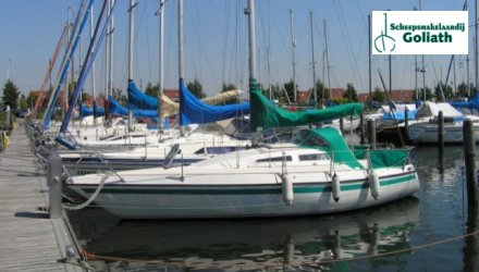 , Zeiljacht  for sale by Scheepsmakelaardij Goliath Lemmer 3