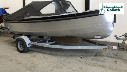 FS E-tender 585, Sloep  for sale by Scheepsmakelaardij Goliath Lemmer 3